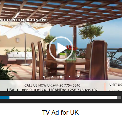 TV Ad for UK
