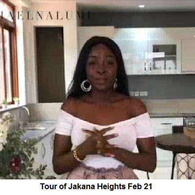 Jakana Heights Tour Feb 21